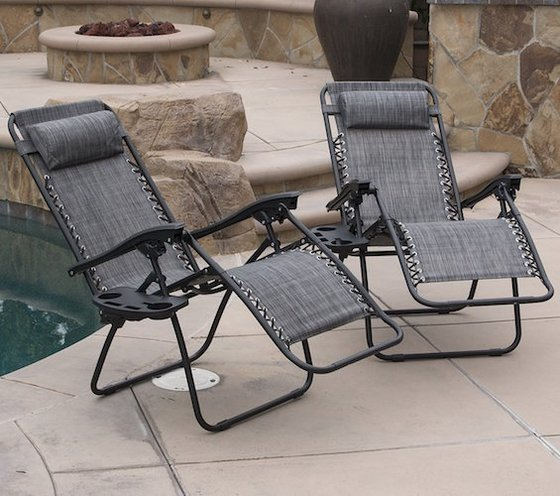 If You Often Have Company, Live With Another Person, Or Want To Give A Chair  As A Gift, Opt For Two Pack Chairs.