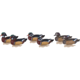 Flambeau Wood Duck Decoy 6-Pack