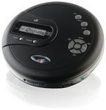 GPX PC332B Portable CD Player