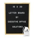 Executive Office Solutions Changeable Letter Board