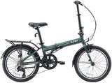 EuroMini ZiZZO Forte Heavy-Duty Folding Bike
