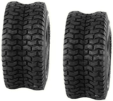 Mowku 4 Ply Lawn Mower Turf Tires (Set of 2)