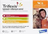 Trifexis Chewable Tablets for Dogs, 10.1-20 lbs.