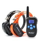 Petrainer 330 yd Remote with Beep/Vibrating/Shock