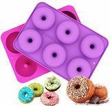 Klemoo 2-Pack Donut Baking Pan