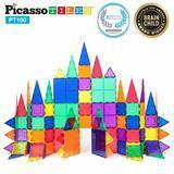 PicassoTiles 100-Piece Set