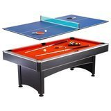 Maverick Pool and Table Tennis Table, 7'
