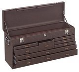 Kennedy 8-Drawer Machinist's Chest with Friction Slides (26-Inch)