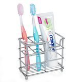 HB life Stainless Steel Toothbrush Holder