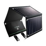 RAVPower 16W Solar Panel with Dual USB Port