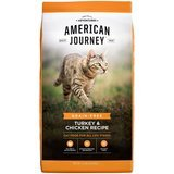 American Journey Turkey & Chicken Recipe Grain-Free Dry Cat Food