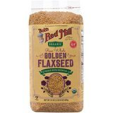 Bob's Red Mill Natural Raw Whole Golden Flaxseed