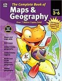 Thinking Kids Complete Book of Maps and Geography for Kids