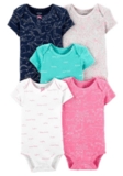 Carter's Baby Girls' Bodysuits