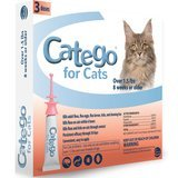 Catego Flea and Tick Control for Cats
