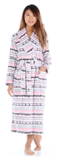 PajamaMania Women's Fleece Robe