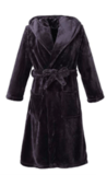 Richie House Women's Plush Soft Warm Fleece Bathrobe