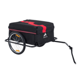 Aosom Elite II Bike Cargo/Luggage Trailer