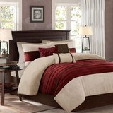 Madison Park Palmer 7 Piece Queen Comforter Set
