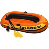 Intex 3-Person Inflatable Boat Set