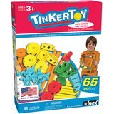 TINKERTOY Essentials Value Set, 65 Pieces