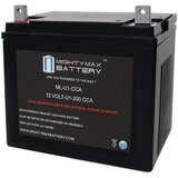 Mighty Max Battery Lawn Mower Battery