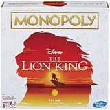 Hasbro Gaming Monopoly: The Lion King Edition