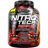 MuscleTech Nitro Tech Ripped Whey Isolate Protein Powder