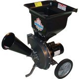 Patriot Products CSV-2515 Electric Wood Chipper/Leaf Shredder