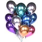 VC-Home Latex Metallic Baloons