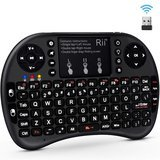 Rii Mini Wireless Keyboard with Touchpad