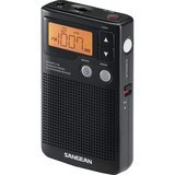 Sangean FM-Stereo/AM Audio Digital Tuning Personal Receiver
