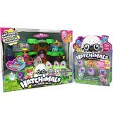 Hatchimals CollEGGtibles The Hatchery Nursery and 4-Pack