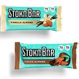 Stoka Nutrition Vanilla Almond and Coco Almond Stoka Bars
